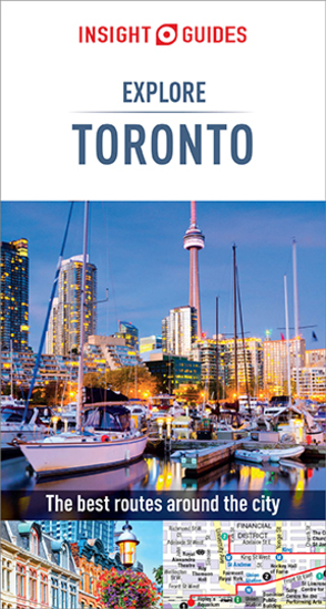Insight Guides Explore Toronto - (Travel Guide eBook) - cover