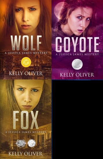 Jessica James Mysteries - Volume 1-3 - cover