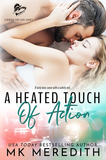 A Heated Touch of Action - cover