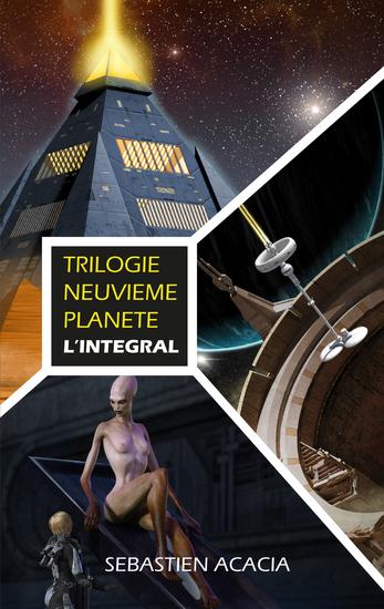 Trilogie Neuvième Planète - L'intégral - cover