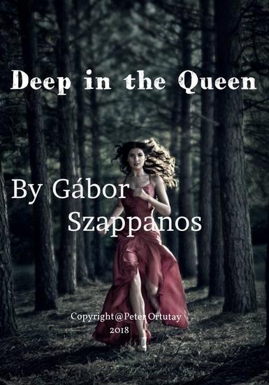 Deep in the Queen - cover
