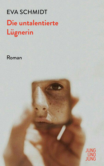 Die untalentierte Lügnerin - Roman - cover