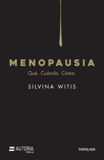 Menopausia - Que Cuando Como - cover