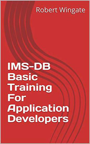 IMS-DB Basic Training For Application Developers - cover