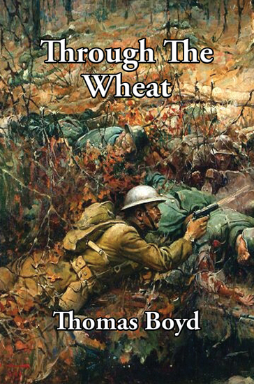 Through the Wheat - cover