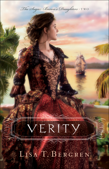 Verity (The Sugar Baron's Daughters Book #2) - cover