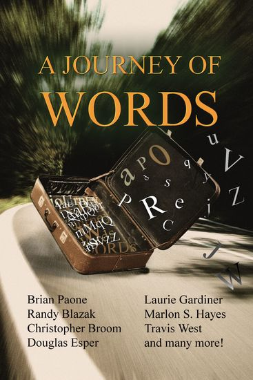 A Journey of Words - 35 Short Stories - cover
