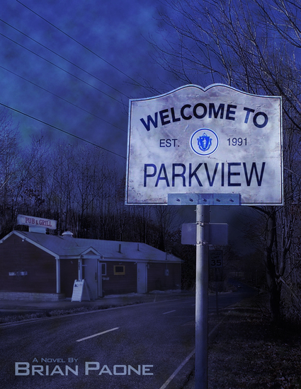 Welcome to Parkview - A Cerebral-Horror Novel of the Macabre - cover