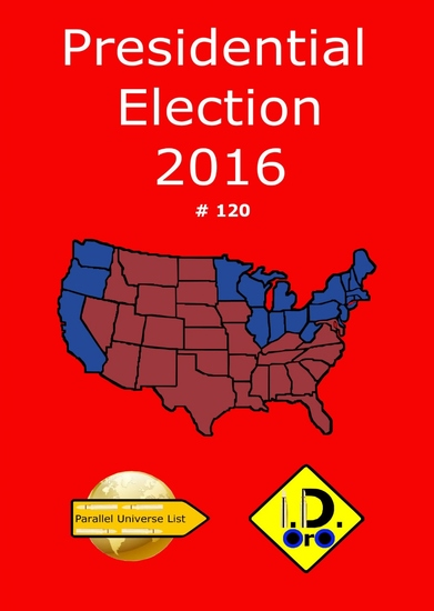 2016 Presidential Election 120 - cover