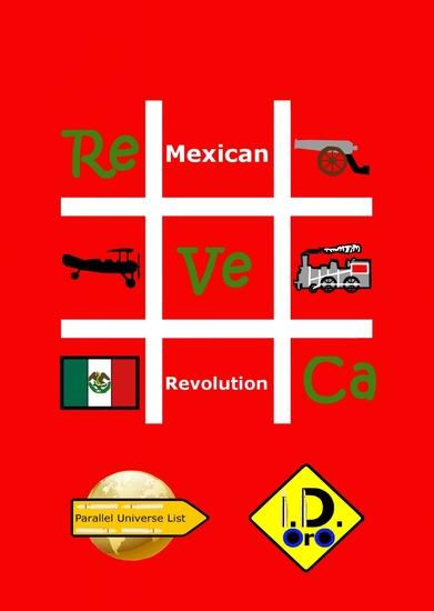 #MexicanRevolution - cover