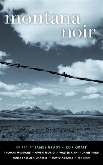 Montana Noir - cover