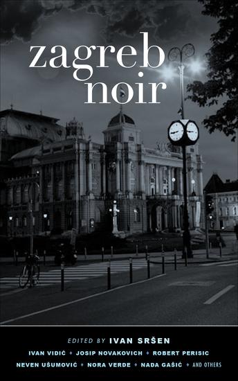 Zagreb Noir - cover