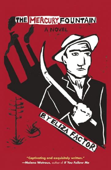 The Mercury Fountain - A Novel - cover