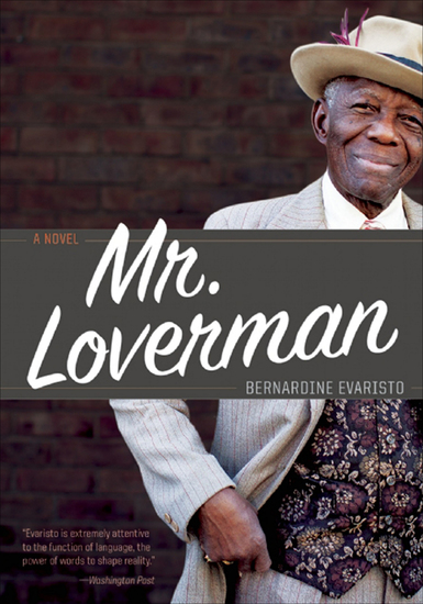 Mr Loverman - A Novel - cover