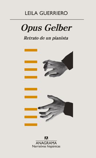 Opus Gelber - Retrato de un pianista - cover
