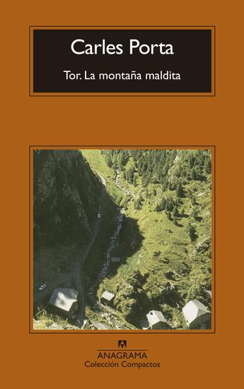 Tor La montaña maldita - cover