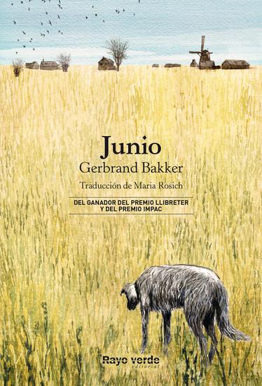 Junio - cover
