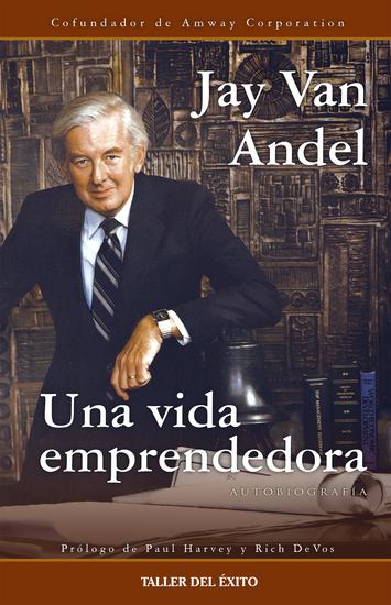 Una vida emprendedora - cover