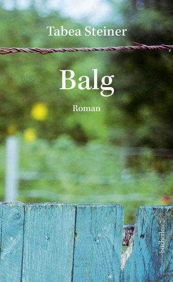 Balg - Roman - cover