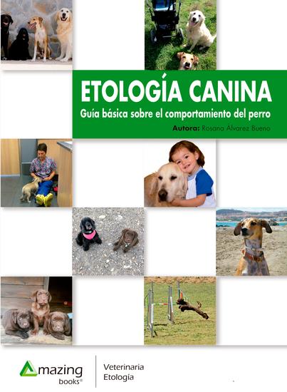 Etología canina - Guía básica sobre el comportamiento del perro - cover
