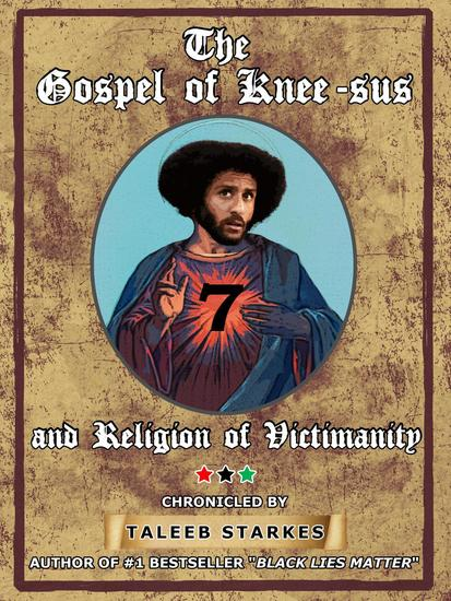 The Gospel of Knee-sus and Religion of Victimanity - cover