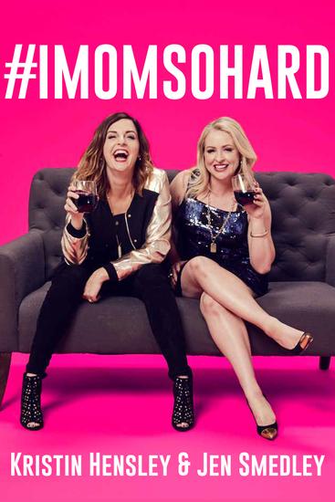 #IMomSoHard - cover