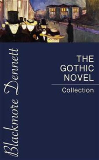 The Gothic Novel Collection - cover