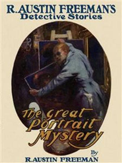 The Great Portrait Mystery - cover