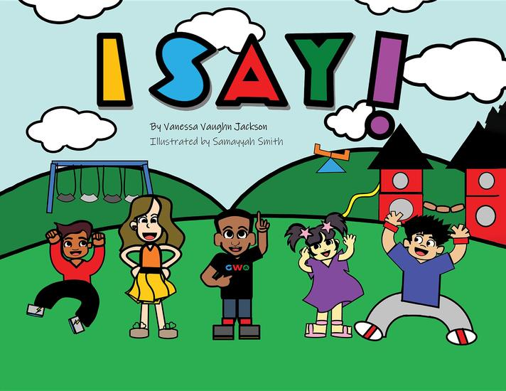 I Say! - cover