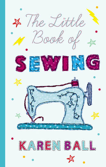 The Little Book of Sewing - cover