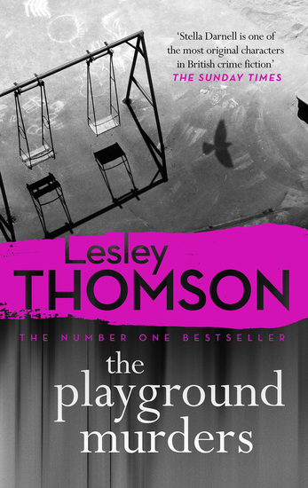 The Playground Murders - the gripping new thriller from the Sunday Times Crime Club pick - cover