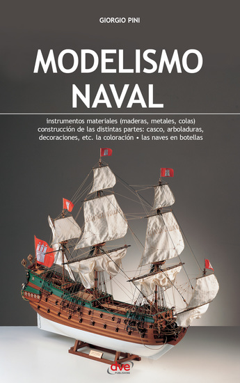 Modelismo naval - cover