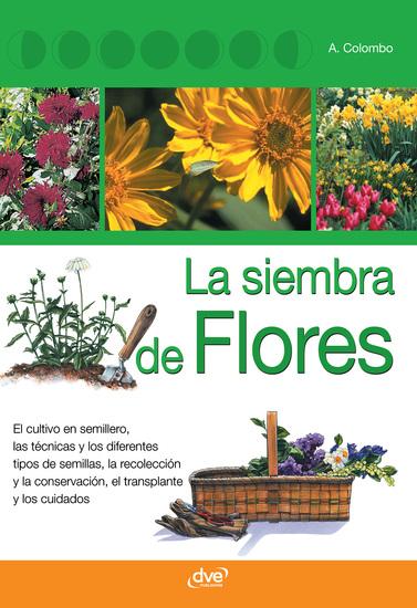 La siembra de flores - cover