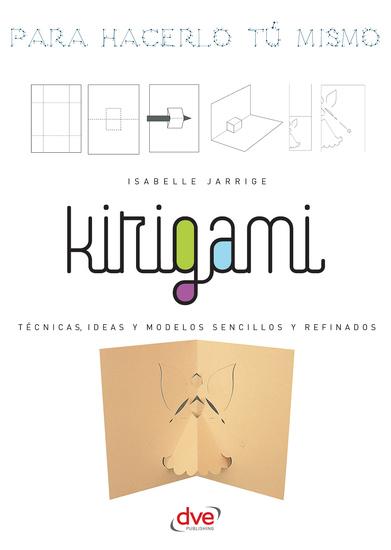 Kirigami - Para hacerlo tú mismo - cover