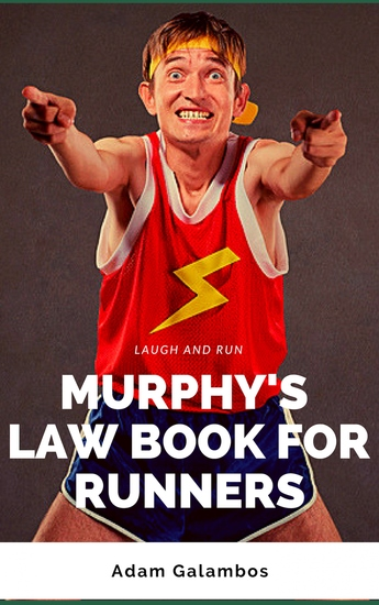 The Murphy's law book for runners - cover