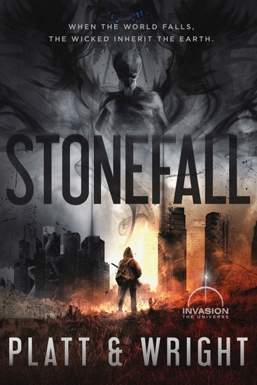 Stonefall - cover