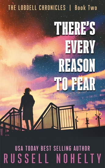 There's Every Reason to Fear - A Mythological Space Adventure - cover