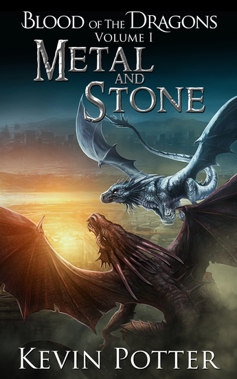Metal and Stone - cover