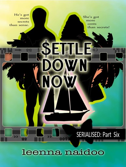 Settle Down Now - Revised Part Five (Serialised) - cover