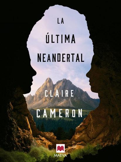 La última neandertal - cover