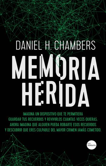 Memoria herida - cover