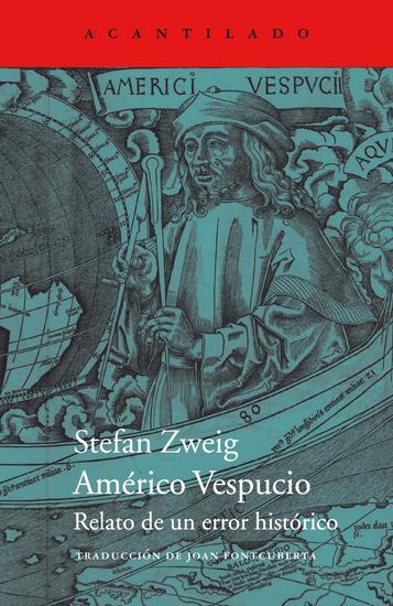 Américo Vespucio - Relato de un error histórico - cover