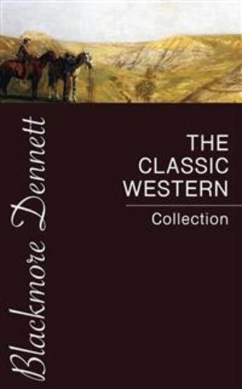 The Classic Western Collection - cover