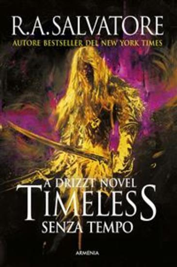 Timeless - Senza tempo - cover