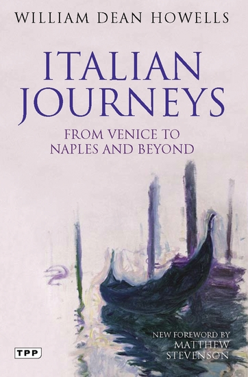 Italian Journeys - From Venice to Naples and Beyond - cover