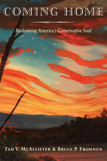 Coming Home - Reclaiming America's Conservative Soul - cover