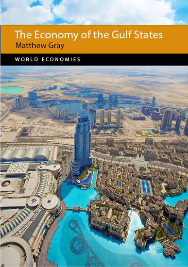 The Economy of the Gulf States - cover