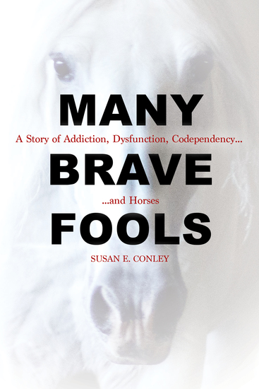 Many Brave Fools - A Story of Addiction Dysfunction Codependencyand Horses - cover