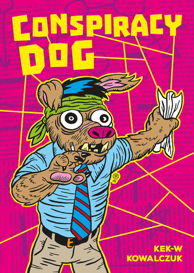 Conspiracy Dog - cover
