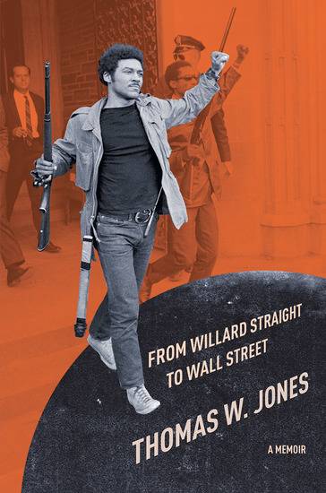 From Willard Straight to Wall Street - A Memoir - cover